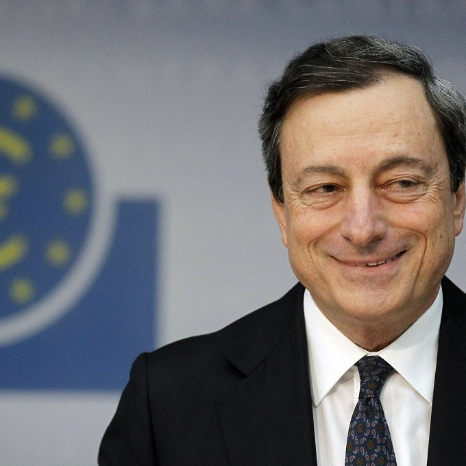 Will Draghi Talk down the Euro?
